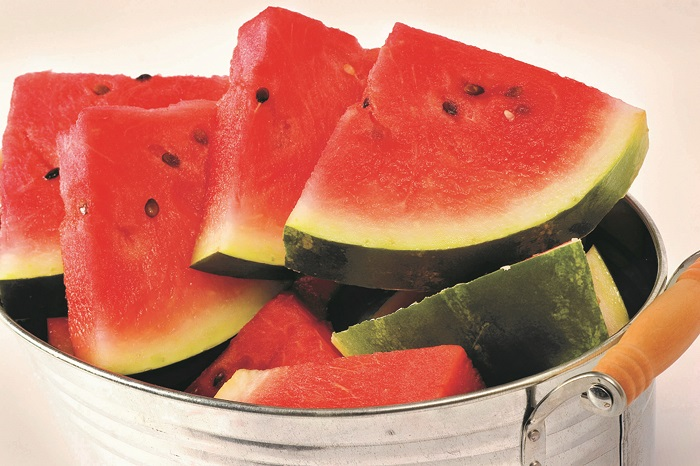 Disease-resistant-melon-fruit แตงโม..ผลไม้ต้านโรค