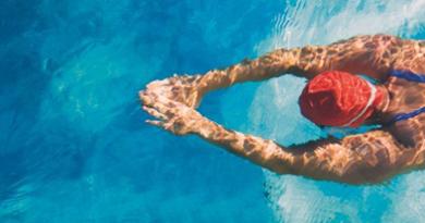 Exercises-with-a-pool บริหารร่างกายด้วยการว่ายน้ำ