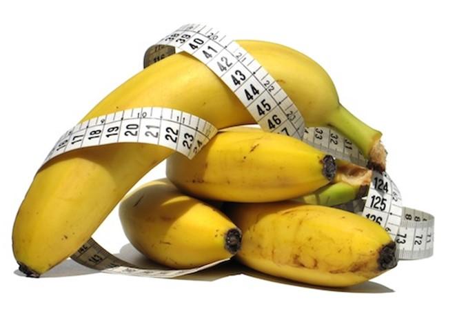 กินกล้วยหอมก็ผอมได้