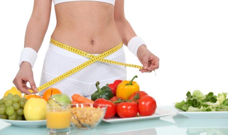 ลดน้ำหนักด้วยผักผลไม้