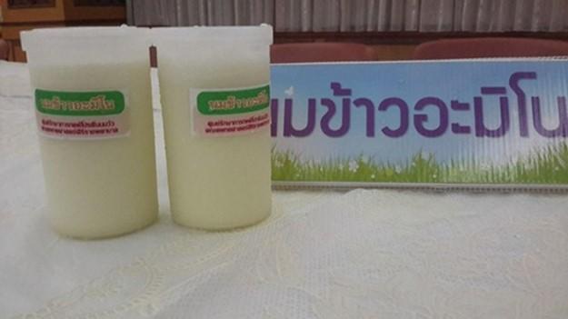 นมข้าวอะมิโน..โอกาสใหม่ของเด็กแพ้นมวัว