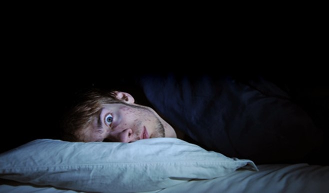 ยานอนหลับ ผลลัพภ์ของการหลับไม่ลง