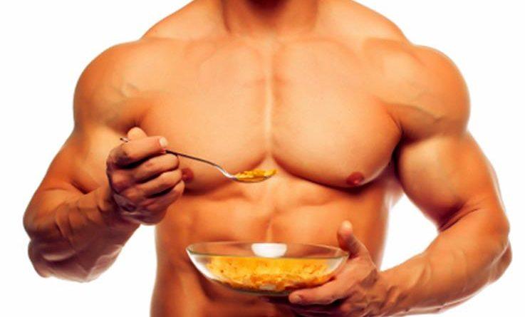 อาหารสร้างกล้ามเนื้อ