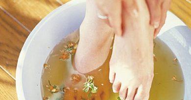 วิธีดับกลิ่นเท้า แบบไหนที่ได้ผล