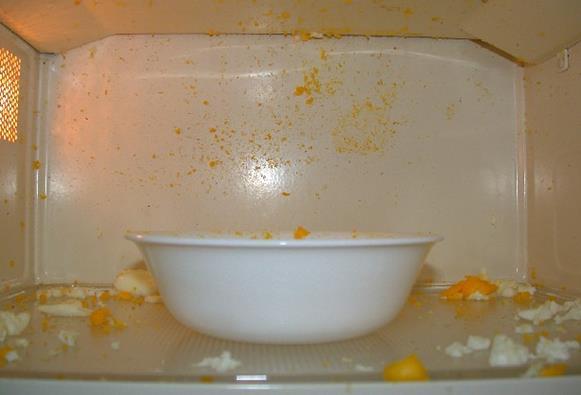 ไม่ปลอดภัยแน่ ถ้านำ [อาหาร] เหล่านี้เข้าไมโครเวฟ