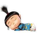 agnes-sleeping-icon