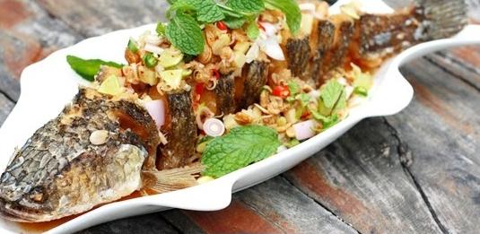ปลาไทยไม่แพ้ปลาใดในโลก