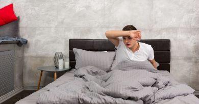 นอนเหงื่อออกไม่ใช่ไม่อันตราย