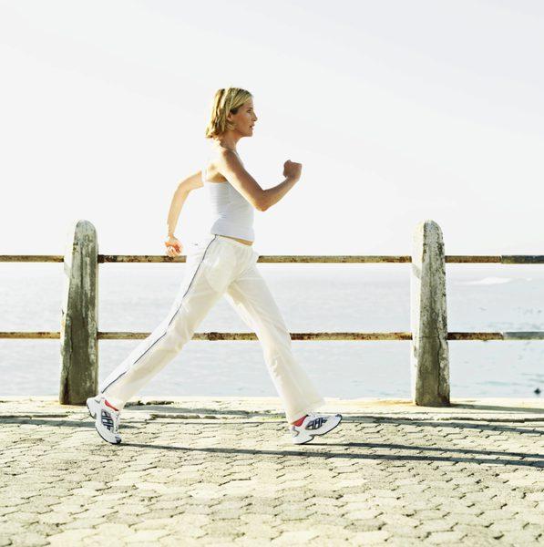 เดินเร็วเท่ากับวิ่ง