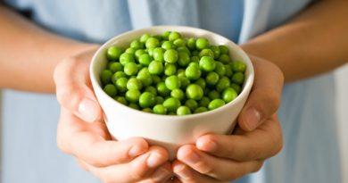 กินถั่ว ไม่อ้วน? eat pea