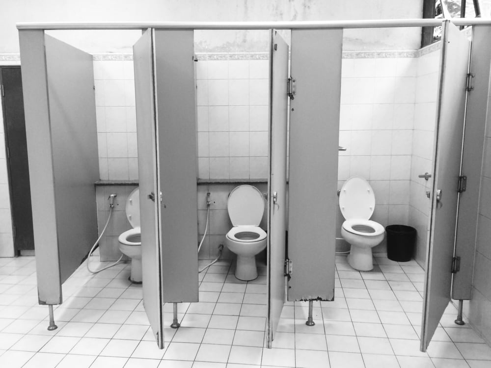 As COVID-19 restrictions lift, some worry public restrooms will remain  inaccessible   CBC Radio