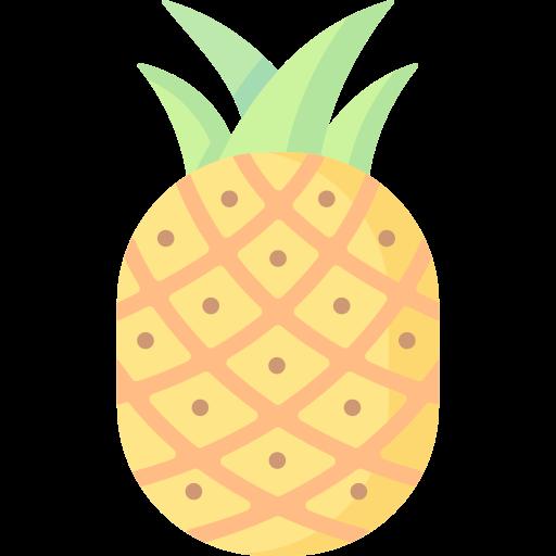pineapple สับปะรด ดีท็อกซ์ผลไม้
