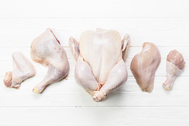 ล้างเนื้อไก่ไม่ดี?