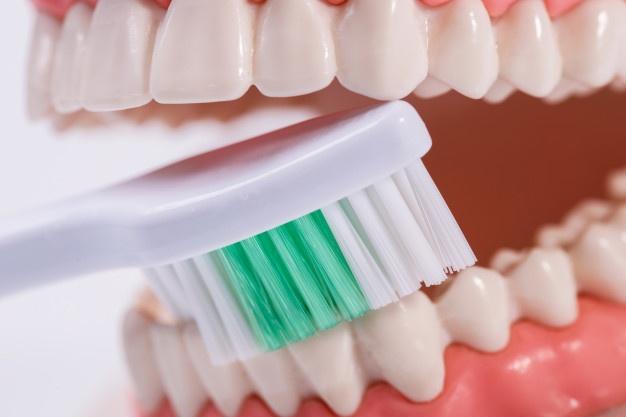 White teeth Free Photo