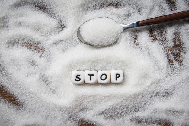 ลดหวาน...คุณทำได้ No sugar stop