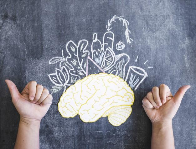 สมองดีด้วยอาหาร
