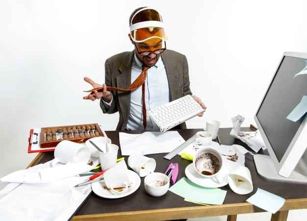 เครียดเรี่องงานมีผลเสียอะไรบ้าง